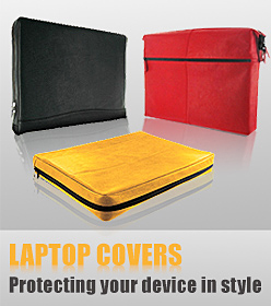 Laptop Covers leather cases