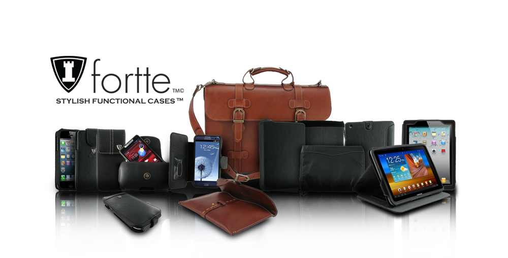 Fortte Leather Cases Models