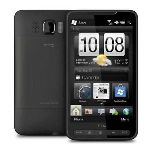Leather Case for HTC HD2