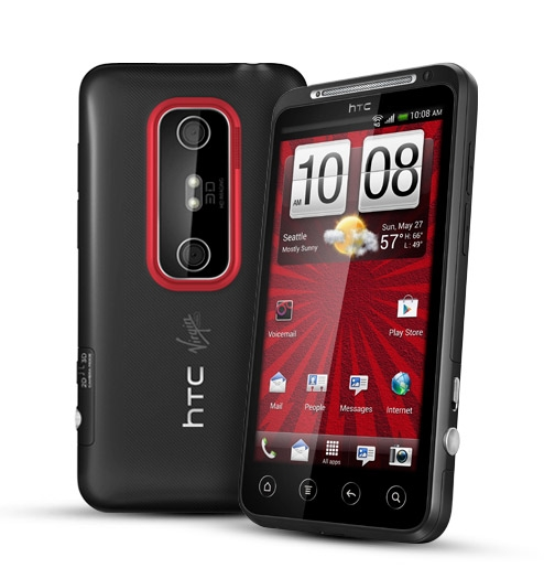 Virgin Mobile - HTC Evo V 4G