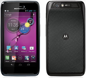 Leather Case for Motorola Atrix HD LTE - MB886