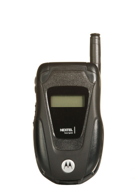 Leather Case for Motorola Nextel ic502