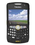Leather Case for Sprint-Nextel BlackBerry 8350i