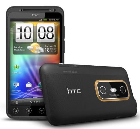 Leather cases for HTC EVO 3D | Cases and covers for HTC ...
