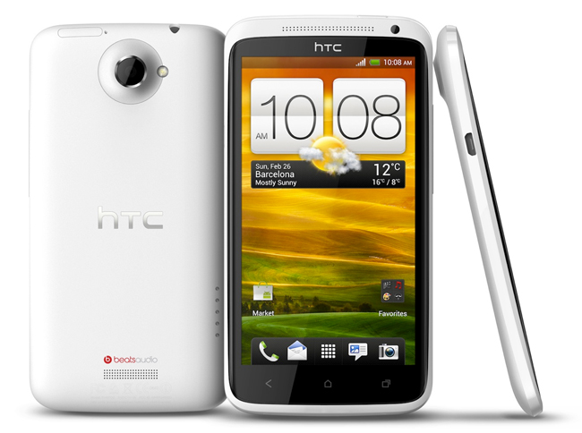 AT&T - HTC One X