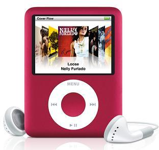 Leather Case for iPOD Nano Video (3rd Generation)